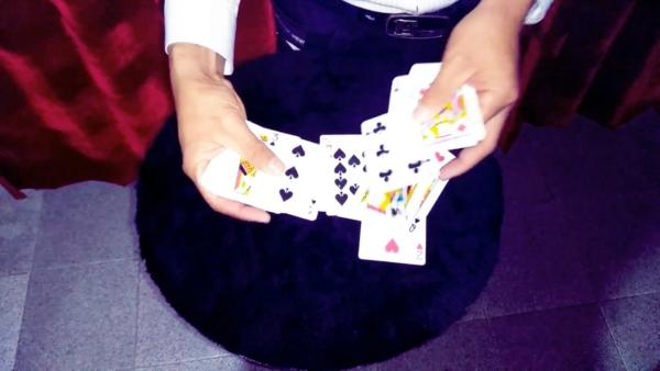 curso de magia cartas online video