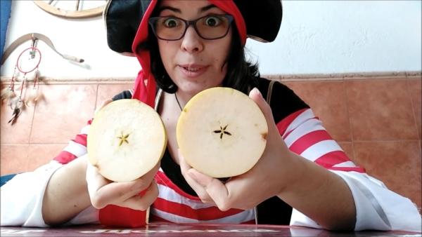 cuentos para niños manzana
